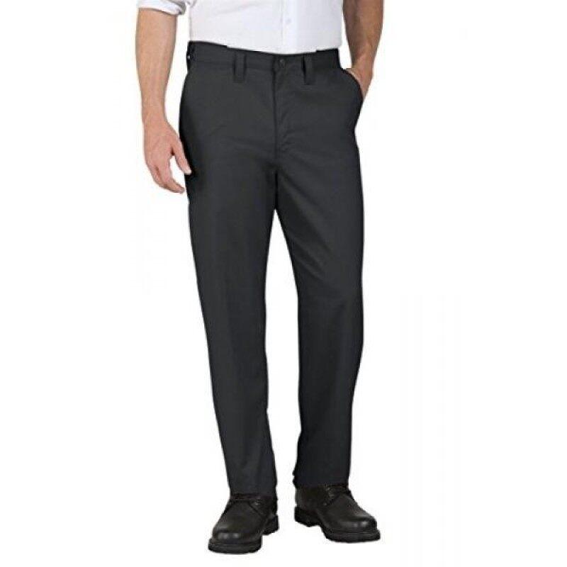 Dickies Mens Industrial Relaxed Fit Straight Leg Comfort Waist Pant (Dark Charcoal, 54 Regular)