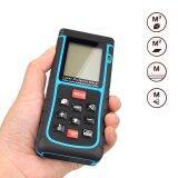 ส่วนลด Digital Laser Distance Meter Range Finder Rz E100M 100M Blue ฮ่องกง