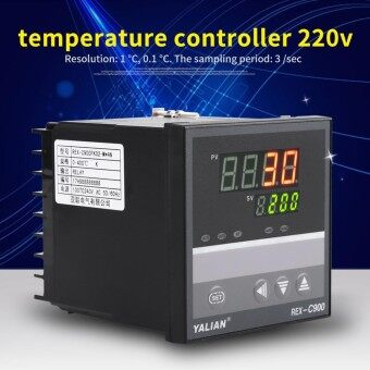 Shanyu Digital PID Pengatur Suhu Thermometer Relay Output AC100-240V