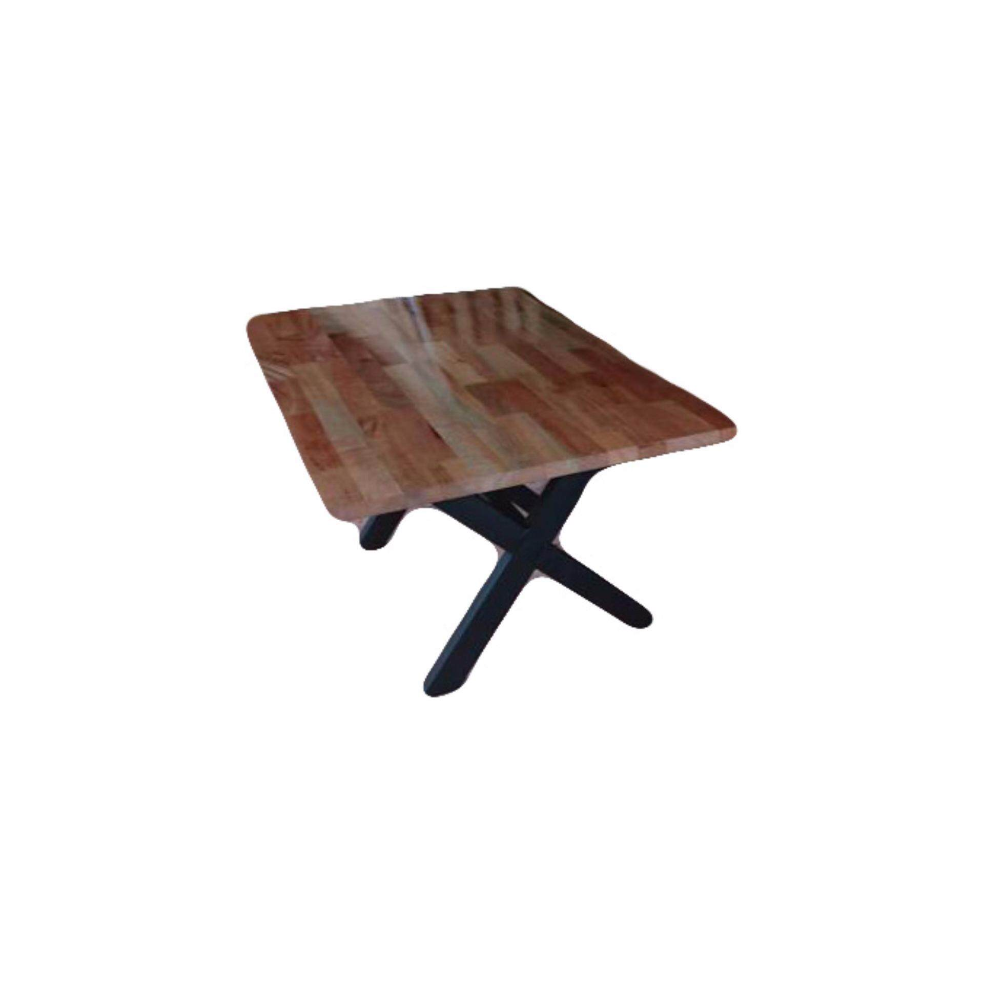Dining/Meeting table with Meranti wood (brown) (6ft x 3ft x 2.5ft)