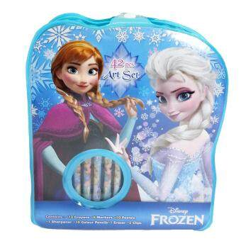 Harga DISNEY FROZEN OWN MAGIC 42PCS ART SET