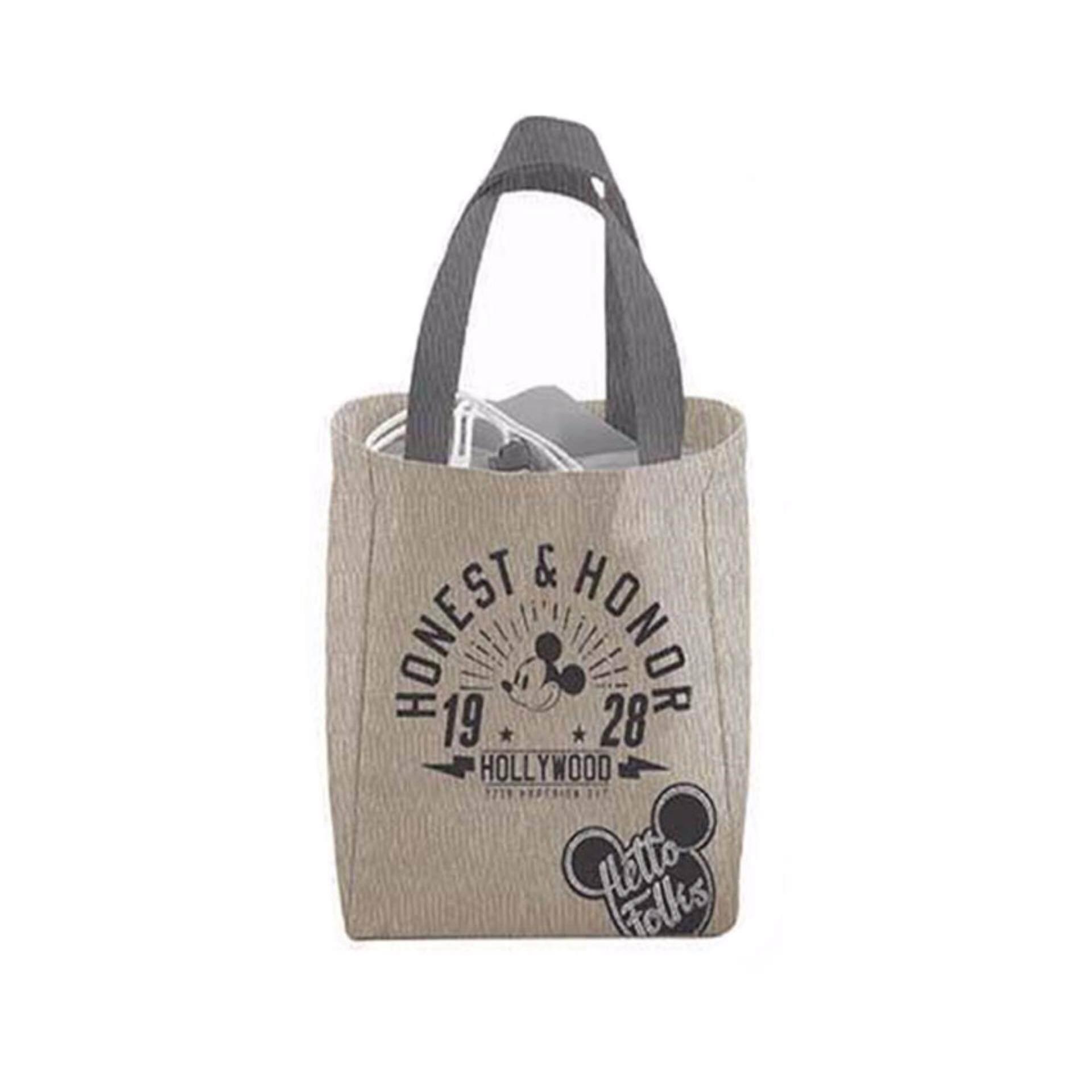 Disney Mickey Adult Lunch Bag - Hello Folks