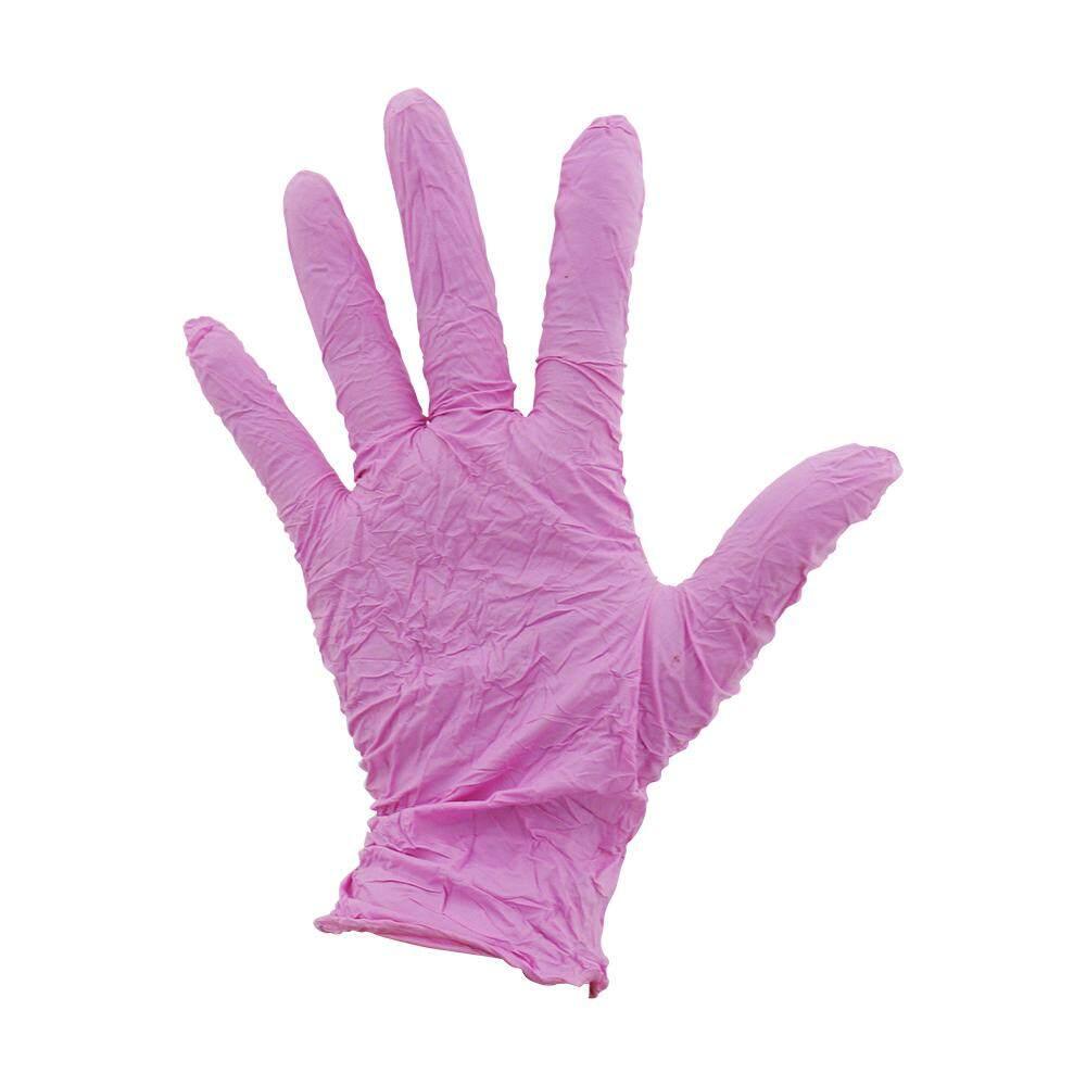 Disposable Nitrile Glove 10-pcs [LG-A1-10]