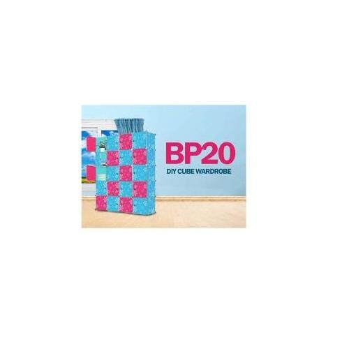 DIY Cube Wardrobe BP20