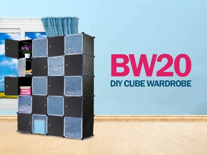 DIY Cube Wardrobe BW20