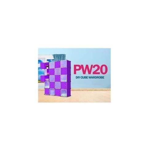 DIY Cube Wardrobe PW20