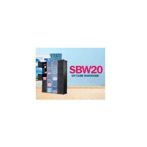 DIY Cube Wardrobe SBW20