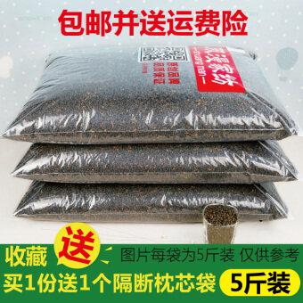 Double man buckwheat leather bulk buckwheat hull pillow neck pillow filled with material adult pillow wash buckwheat shell bitter