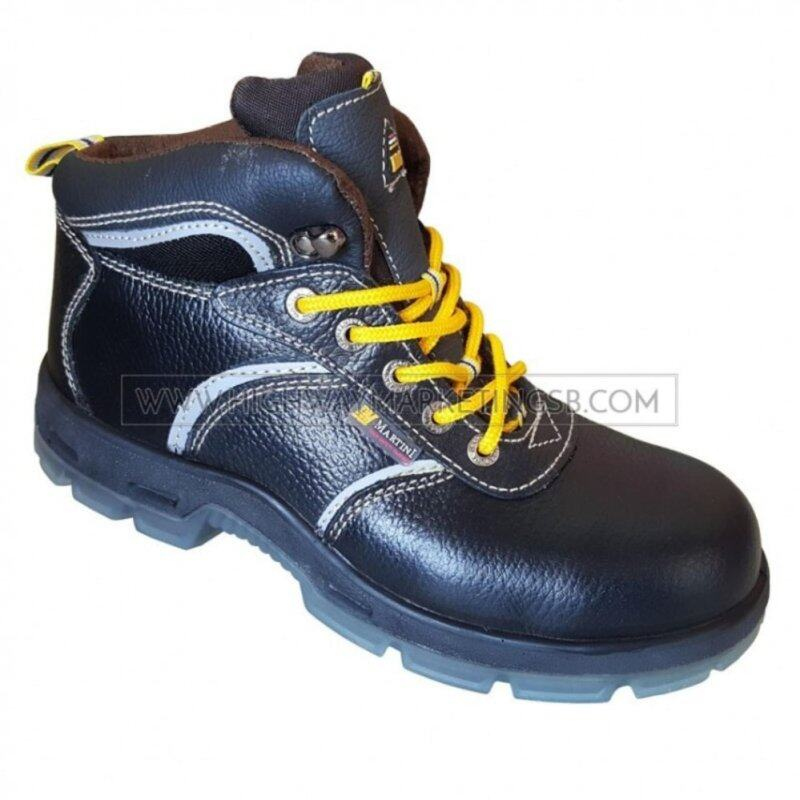 Buy Dr. Martini Art No 89 Mid Cut Safety Shoes Size 8 Malaysia