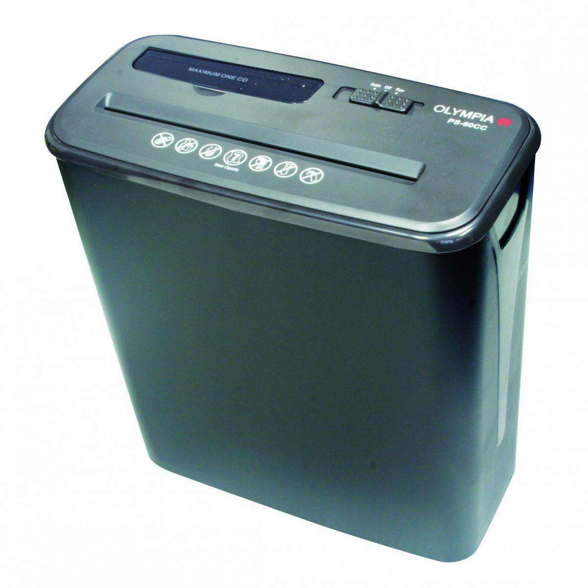 DUAL DEVICE ( 15 YEARS WARRANTY ) OFFICE PAPER SHREDDER MACHINE