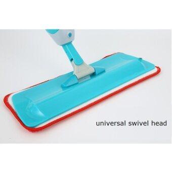 Easy Mop Washable Microfiber Spray Mop (Blue) + 1 extra pad - 4