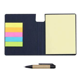 Harga Eco Sticky Notepad with Recycled Paper Pen