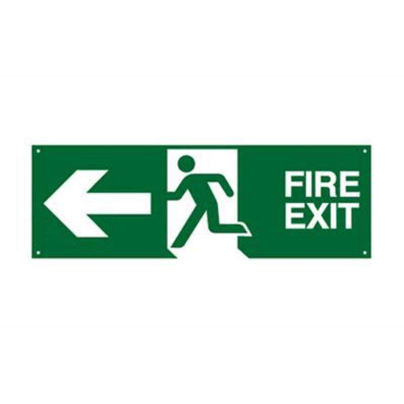 EES1518 FIRE EXIT (450 X 150)MM
