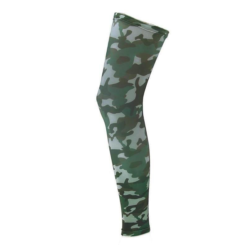 Elastic Breathable Leg Guard Riding Protector(Green)-XL