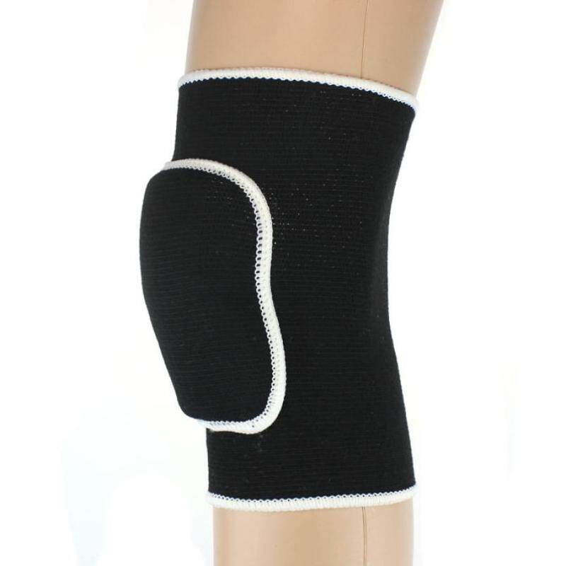 Buy Elastic Sports Leg Knee Support Brace Wrap Protector Knee Pads Kneepads Volleyball Knee Protection Malaysia