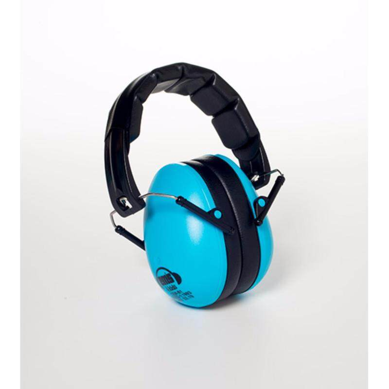 Buy EMS FOR KIDS EARMUFFS – BLUE, world's first folding, compact hearing protection certified by USA and European standards Malaysia