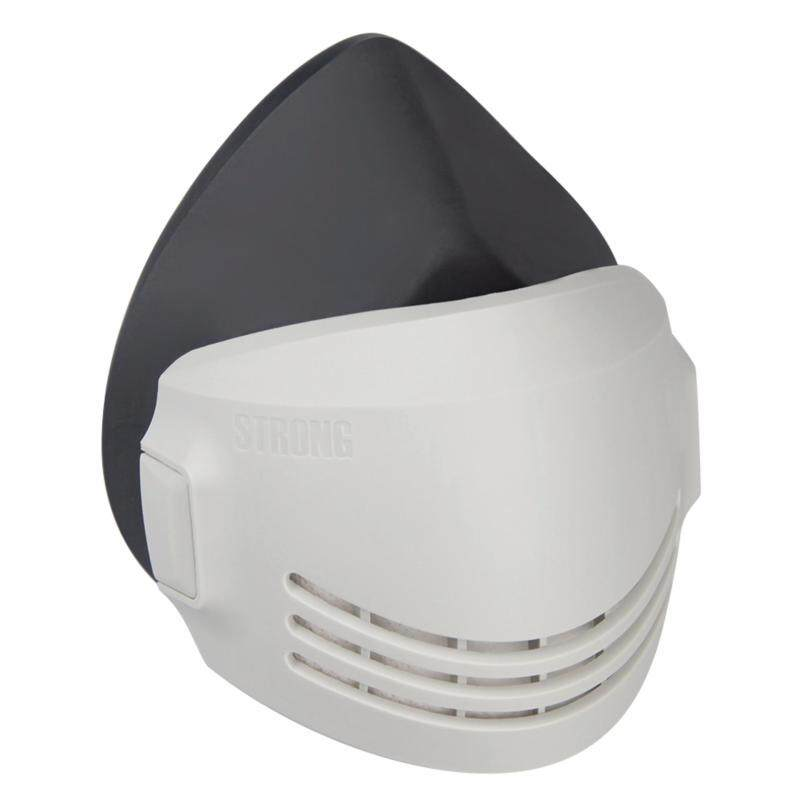 Buy eMylo Silicone Half Face Dust Respirator Mask With Adjustable Strap Malaysia