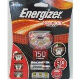 Energizer Headlight Vision HD 150 Lumens