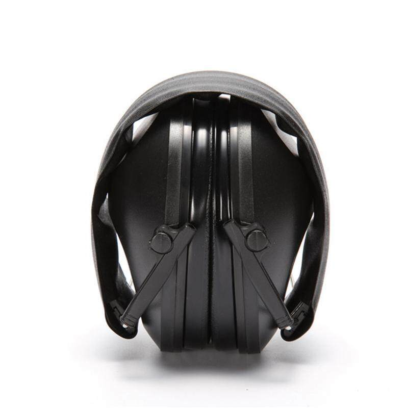 Buy EOZY Anti-noise Impact Sport Hunting Electronic Tactical Earmuff Shooting Ear Protectors Hearing Protection Earmuffs (Black) Malaysia