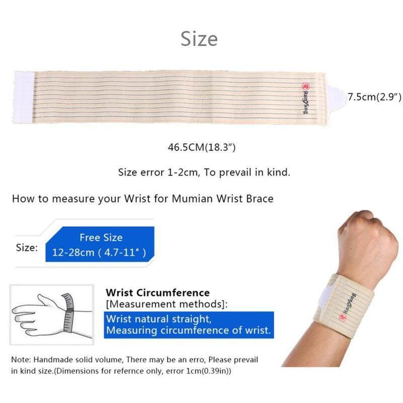 Buy ERA Mumian C04 Comfortable High Flexibility Bandage Wrist Brace Protect Wrap Malaysia