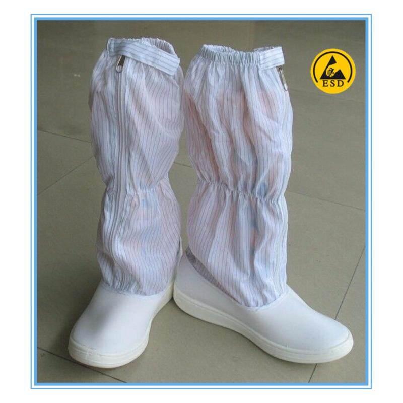 Buy ESD Booties Stripe White Size: 45/275 Malaysia