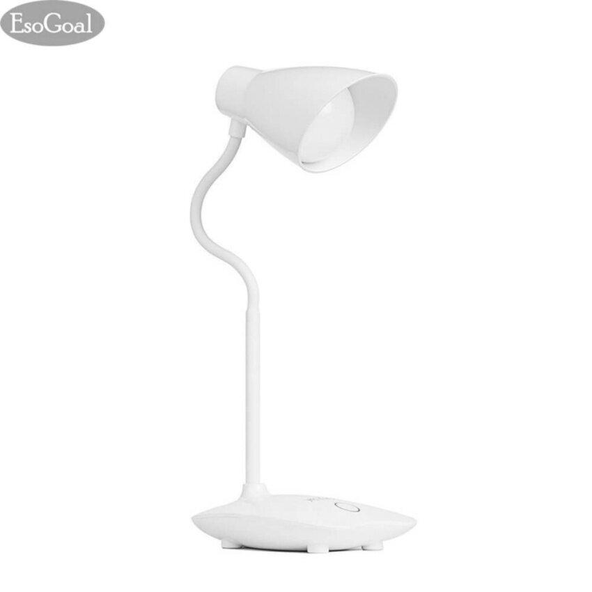 Esogoal led desk lamp reading lights table lamp for bed kids study reading