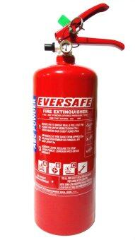 Harga EVERSAFE 3kg Fire Extinguisher ABC Dry Powder