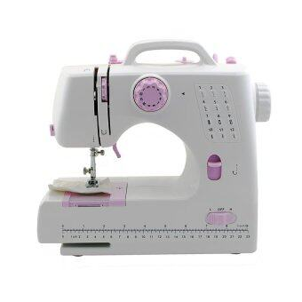 Expert Sewing Machine 505 PRO 12 sewing option - Pink