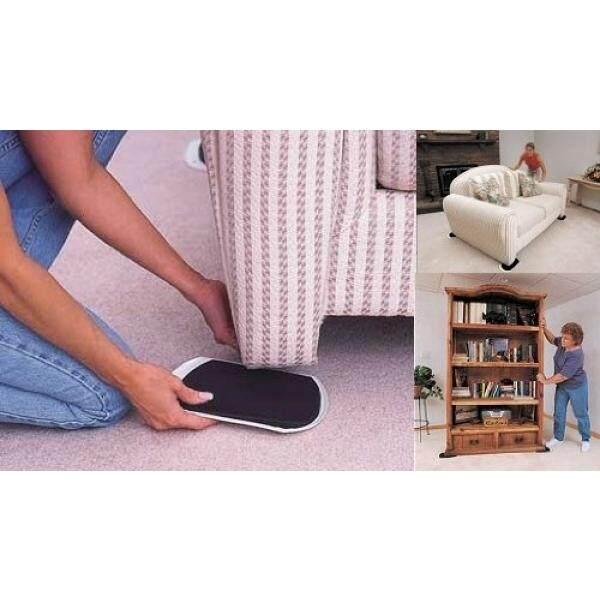 EZ Moves Furniture Slides for Carpet - intl