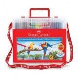 Faber-Castell Watercolour Pencils 48 L in Wonder Box