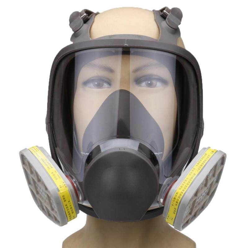 Buy Facepiece Respirator Painting Spraying For 6800 Full Face Gas Mask Malaysia