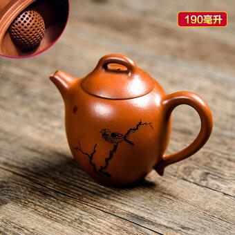 Famous ore full handmade entirely handmade teapot Yixing teapot