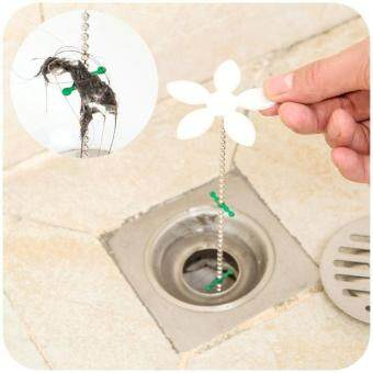 Harga Fantastic Flower 2 Pcs Bathroom Drain Wig Shower Drain Hair CatcherNever Clean a Clogged Drain Again