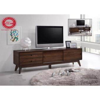 FENQUO 6' HOLLYWOOD TV CABINET ( T2 )