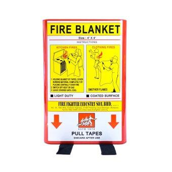 Harga Fire Fighter Fire Blanket