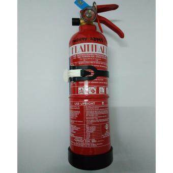 Harga Flammart 1kg ABC Dry Powder Fire Extinguisher (SIRIM Approved)