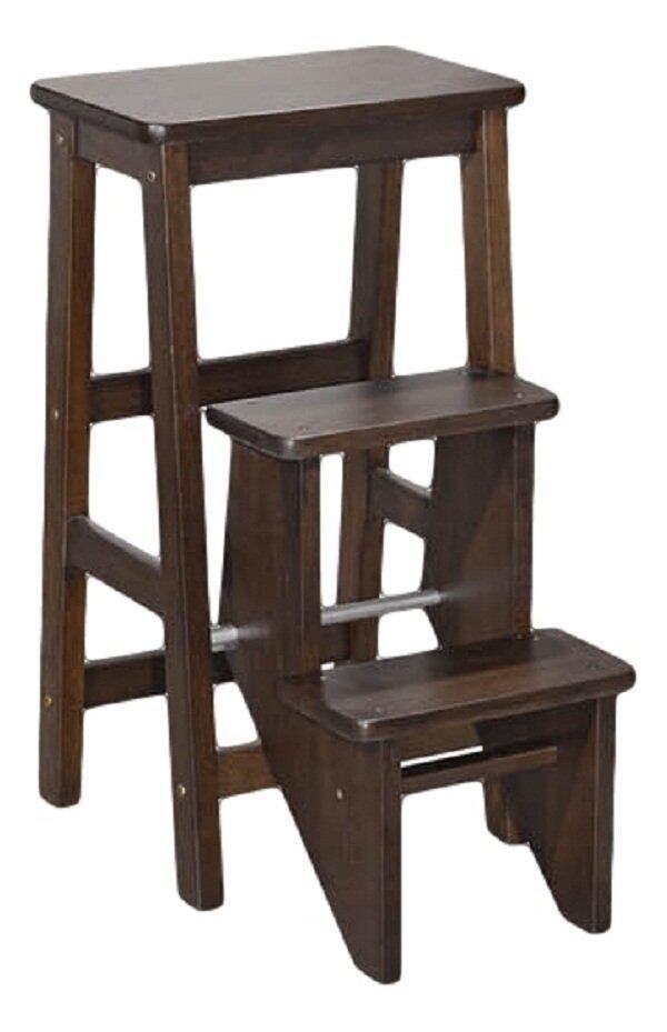 sc 1 st  Lazada & Folding Step Stool Chair Cappucino Color | Lazada Malaysia islam-shia.org
