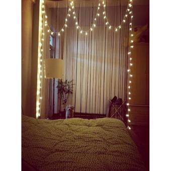 (FREE RM50 VOUCHER) 4 Meters 40 LED Home Decorations LED String Lights Starry Lights Warm White
