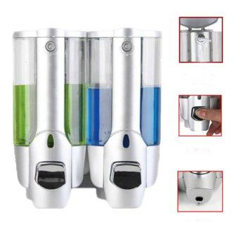 Harga Freebang Soap Dispensers 2 Single 350ml Soap Sanitizer ShampooDispenser Wall Mount Kitchen Shower Bathroom