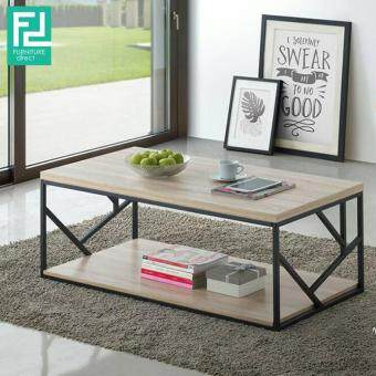 Harga Furniture Direct ELYSEE 4ft industrial style Coffee table
