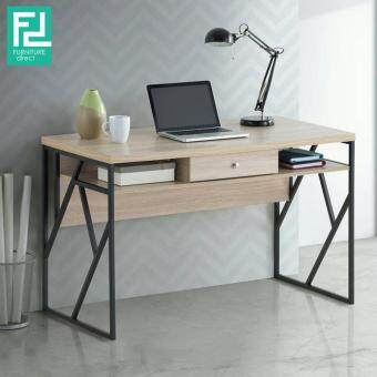 Harga Furniture Direct ELYSEE industrial style writing table