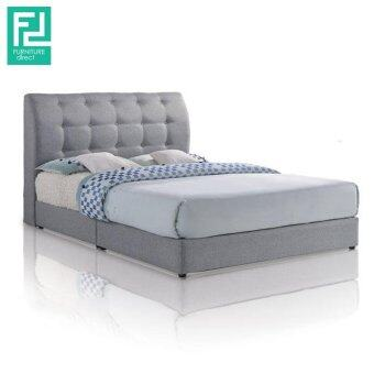 Harga Furniture Direct FOSTER queen size divan bed frame