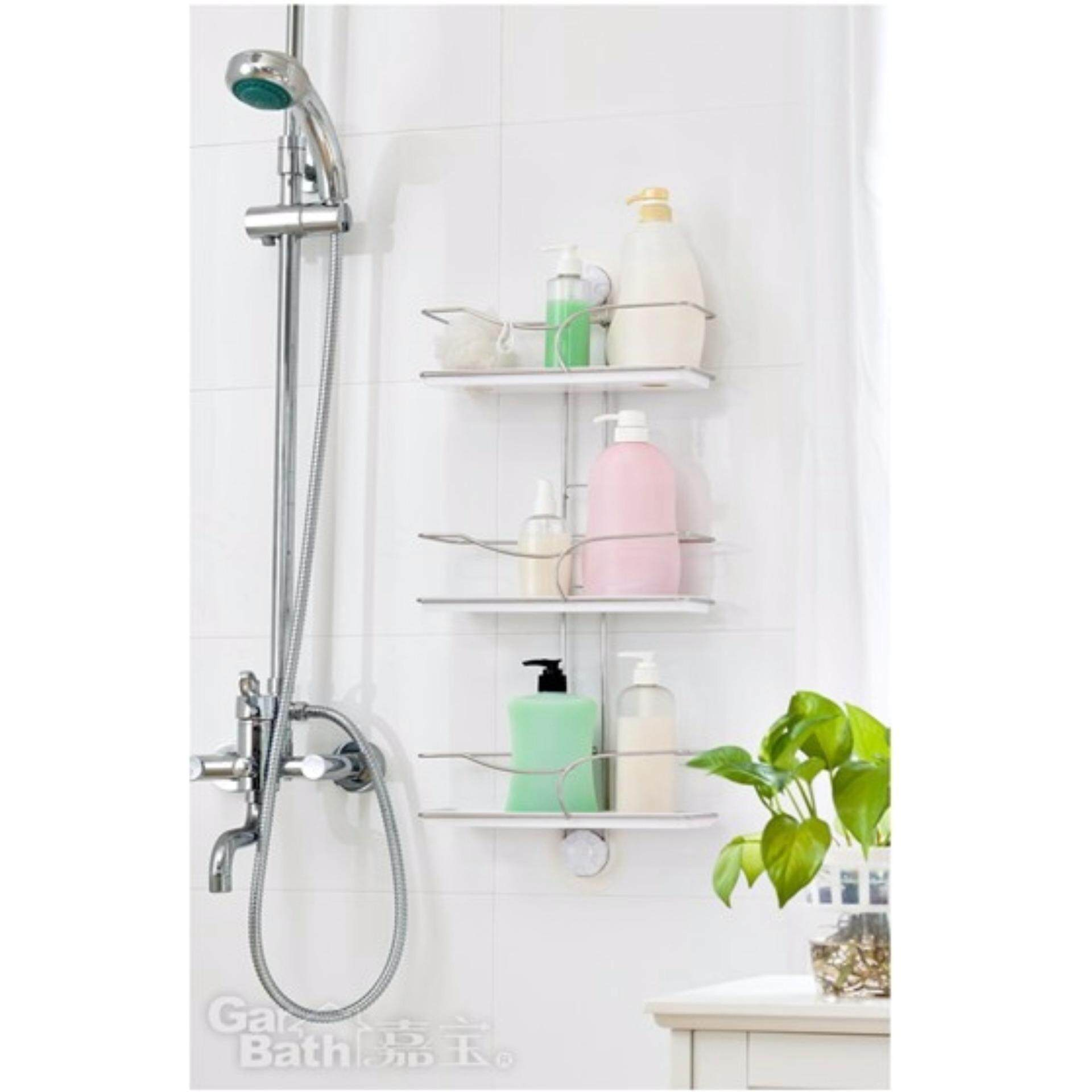 Garbath Bathroom Ladder Shelf