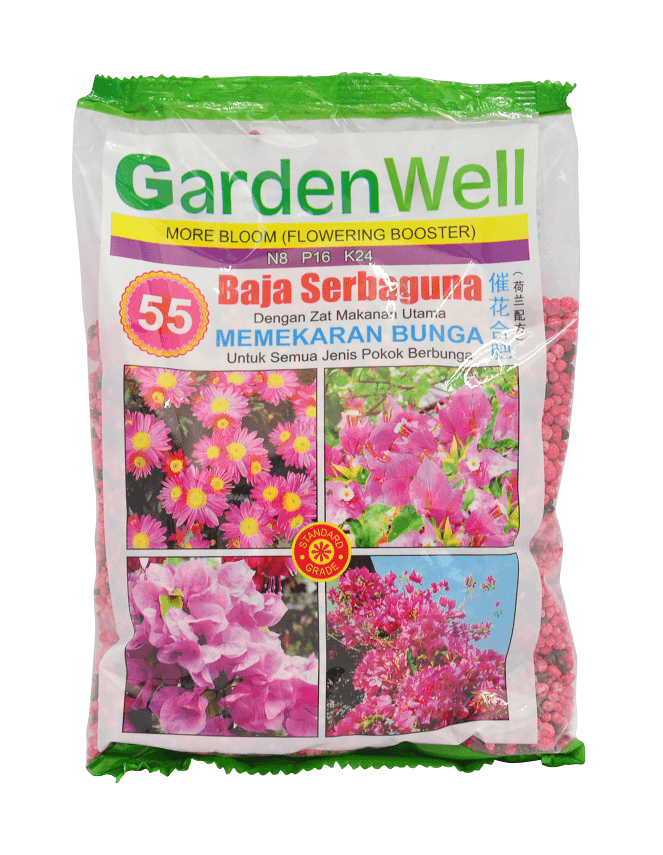 GardenWell MoreBloom Flowering Booster fertilisers/baja (400gm)