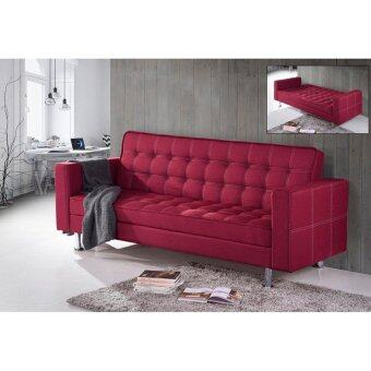 Harga GF RED SOFA BED FABRIC