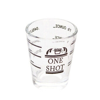 Harga Glass Measuring Cup for Espresso Cocktail 1.5oz