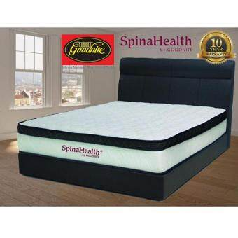 Harga Goodnite I-Dream 10.5 inch Posture Spring Mattress - King Size (10 Year Warranty)