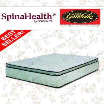 Harga Goodnite SpinaHealth DPC Spring Queen Mattress 12 inch