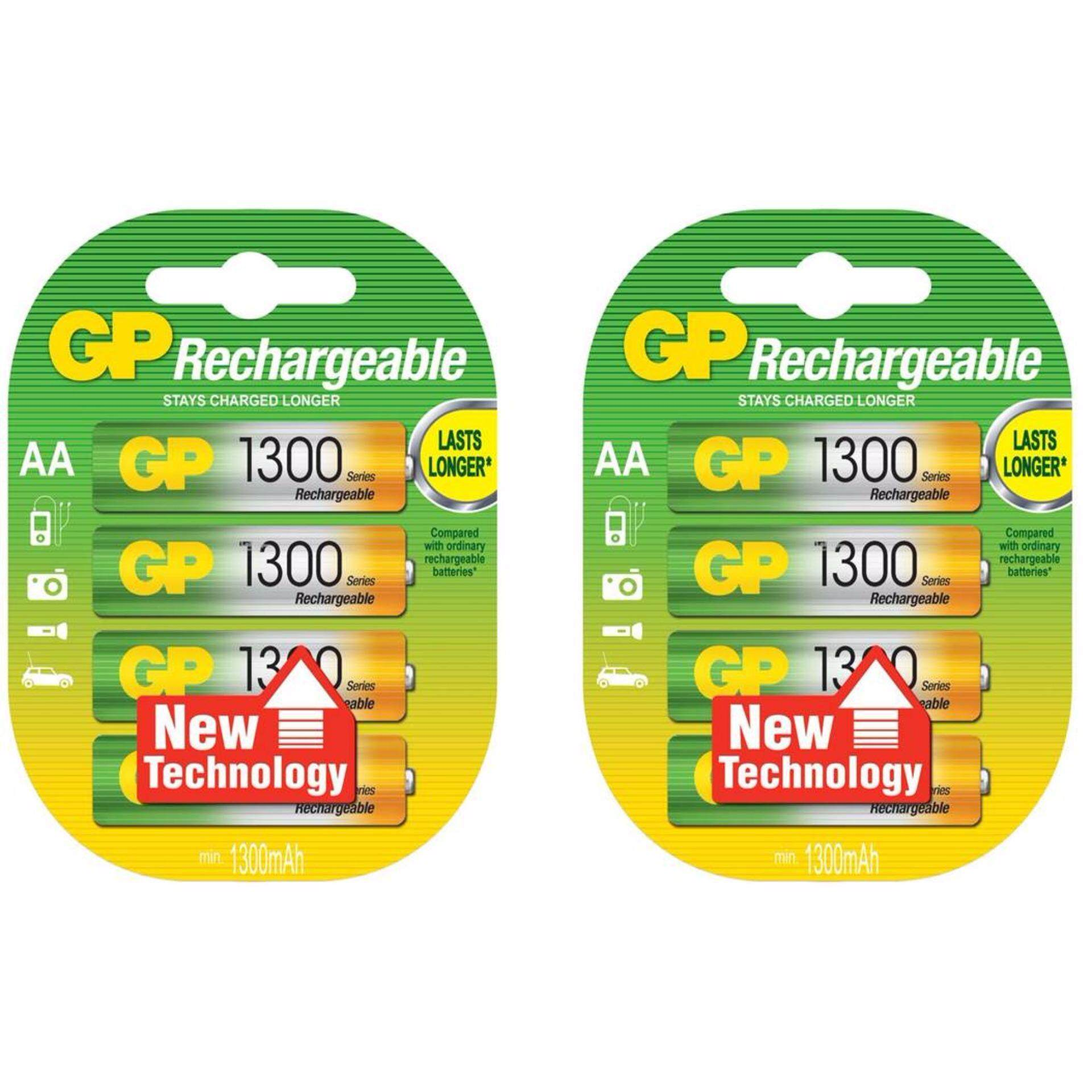 GP Batteries Rechargeable B...