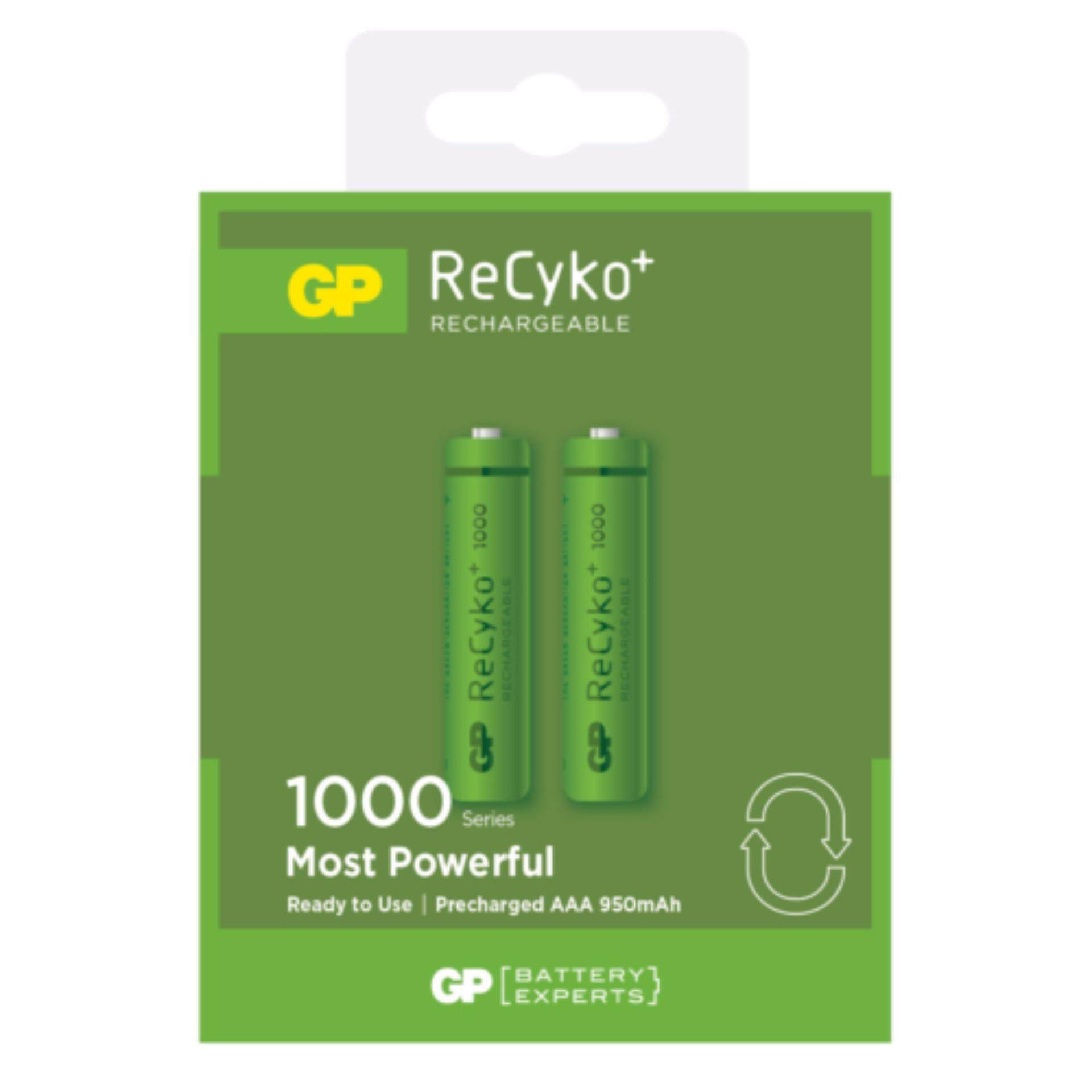 GP Batteries ReCyko+ Rechar...